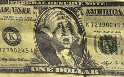 Dollar-collapse-debt-bill