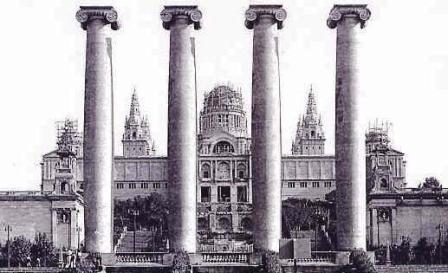 quatre columnes