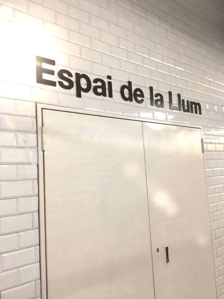 L'ESPAI DE LA LLUM